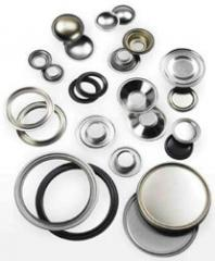 Tinplate Components