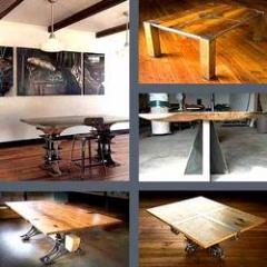Steel & Wooden Furniture
