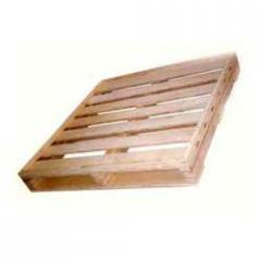 Wooden ISPM 15 Pallets