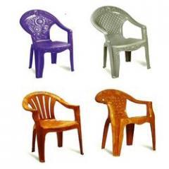 Prima Plastic Chairs
