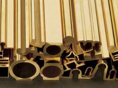 Brass profile