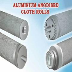 Aluminium Anodized Cloth Roll
