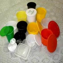 Take away Plastic Food & Ice Cream Containers