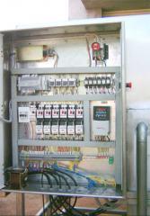 PLC Control System (Allen-Bradley)