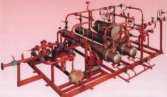 Fuel Firing System for Boiler