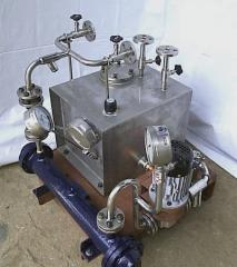 Lube Oil Handling Systems