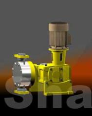 Mechanical Diaphragm Type Pumps
