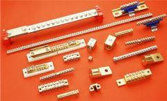 Brass  Neutral Links Electrical Switchgear