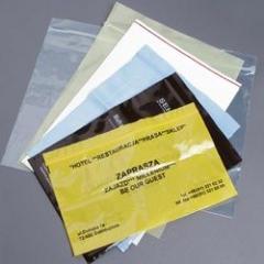 Colored Zipper Bags