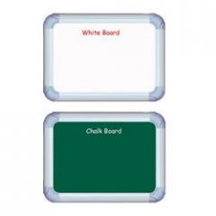 Ceramic White & Chalk Board
