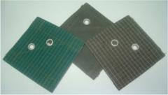 Cotton Fabric Chemical Process Tarpaulin
