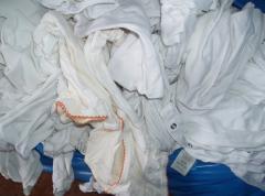 White Cotton Rags