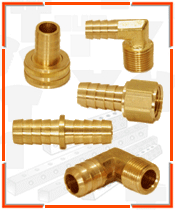 Brass Hose & Garden Fittings
