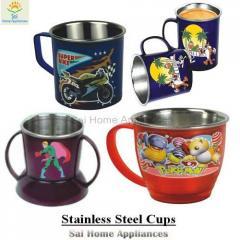 Super Steel Mugs