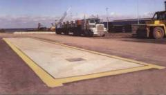 Full Concrete Platform