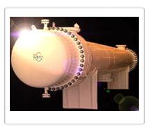 Shell & Tube type Heat Exchanger