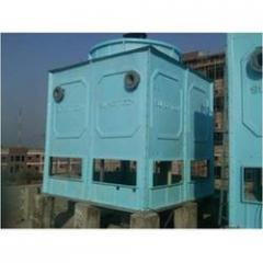FRP Sqaure Shape Cooling Tower