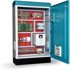 Microprocessor Based Control Panels