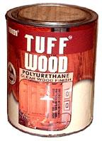 Tuff Wood Polyurethane Clear Wood Finish