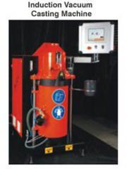 Induction Vacuum Casting Machine
