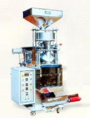 Packing of powder items machine