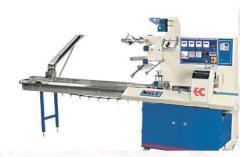 Horizontal Flow Wrapper Machines