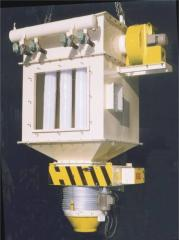 Integral Dust Collector