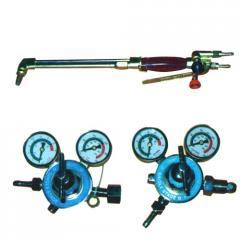 Gas Cutter and Regulator