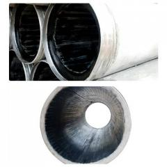 HDPE/PVC Lined RCC pipes