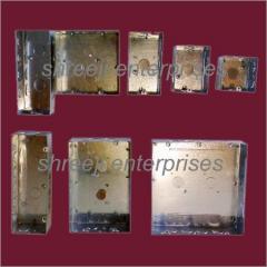 G.i Metal Boxes (modular Box)