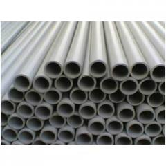 PP Pipes And PVDF Pipes