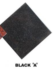 Black 'A' Granites