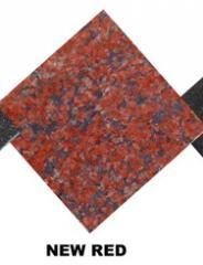 New Red Granites