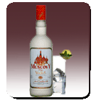 Muscovy fine vodka