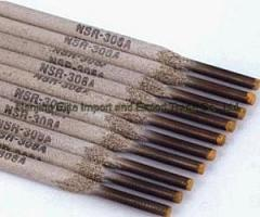 Electrodes for welding stainless steels