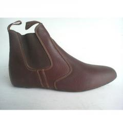 Leather Shoe Upper