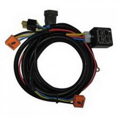 Dual Head Lamp Relay With Wiring Harness