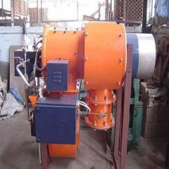 Oil And Gas Burner Modulating
