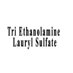Tri Ethanolamine Lauryl Sulfate