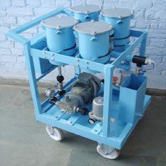 KLAROL COC- 4 Mobile Machine