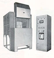 Electric Chamber Furnace