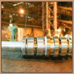 Graphitic Steel Rolls