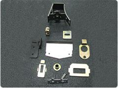 Small Sheet Metal Components