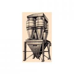 Centrifugal Cyclone Dust Collector