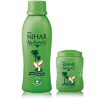 Nihar Naturals Coconut Oil