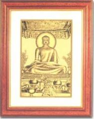 Religious portrait
