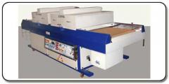UV Curing for PVC Profile Machine
