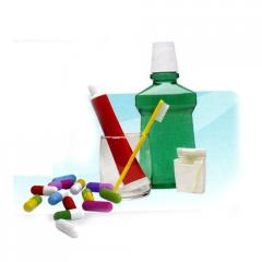 Oral Care & Pharmaceutical Products