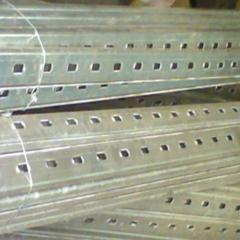 Aluminium Slotted Channels