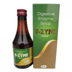 Food supplements - V-Zyme Digestive Enzyme Syrup